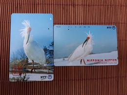 Birds 2 Phonecards  Used Rare - Non Classificati
