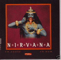 CD-Rom Et CD Audio Du Film : NIRVANA, 1997. Peu Courant. - Edizioni Limitate