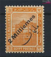 Ägypten 54 (kompl.Ausg.) Postfrisch 1915 Freimarke (9651420 - 1915-1921 British Protectorate