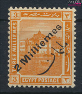 Ägypten 54 (kompl.Ausg.) Postfrisch 1915 Freimarke (9651421 - 1915-1921 British Protectorate