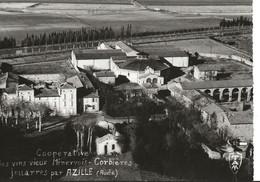AZILLE  -  Coopérative Des Vins Vieux Minervois Corbières Jouarre Par Azille - Other Municipalities