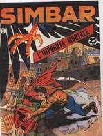 RISTAMPE ANASTATICHE - Simbar (serie Completa N.1-14) - ALBI GRANDE FORMATO, SPILLATI, NUOVI - Classici 1930/50