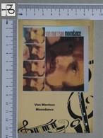 POSTCARD - VAN MORRISON -  LP'S COLLETION -   2 SCANS  - (Nº45304) - Music And Musicians