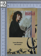 POSTCARD - LAURA BRANIGAN -  LP'S COLLETION -   2 SCANS  - (Nº45314) - Music And Musicians