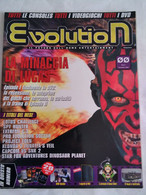 Evolution Novembre 2001 Spy Hunter Resident Evil Veronica X Jedi  Winky Dinky Zero Comico Project Eden Episode II Lucas - Informatica