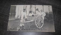 Saint-Gaudens Carte Photo Les Camarades Syndiqués De La Voiture Le 20 03 1915 - Saint Gaudens