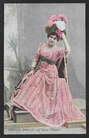 SOPRANO HARICLEE DARCLEE NELL'OPERA LA TOSCA (HARICLEA HARICLI) VG. 1918 N°C275 - Opéra