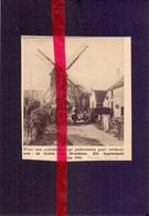 Orig. Knipsel Coupure Tijdschrift Magazine - Bredene - De Molen  - 1934 - Non Classés