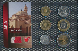 Bahrain Inseln Stgl./unzirkuliert Kursmünzen Stgl./unzirkuliert Ab 1991 5 Fils Bis 500 Fils (9648408 - Bahrein