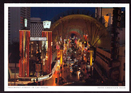 AK 001747 USA - Nevada - Las Vegas - Freemont Street - Las Vegas