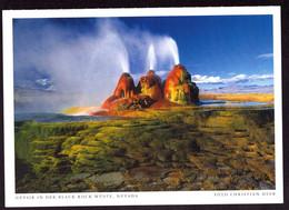 AK 001749 USA - Nevada - Geysir In Der Black Rock Wüste - Other