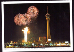 AK 001751 USA - Nevada - Las Vegas - Feuerwerk Zum Nationalfeiertag - Las Vegas