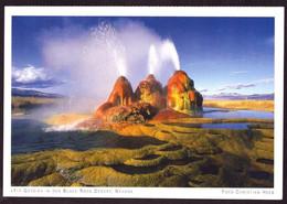 AK 001754 USA - Nevada - Fly Geysir In Der Black Rock Desert - Other