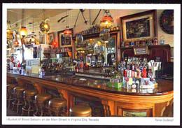 AK 001757 USA - Nevada - Virginia City - Bucket Of Blood Saloon An Der Main Street - Other