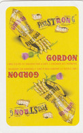 * CARTE A JOUER BIERE GORDON - Other