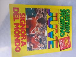 Guerrin Sportivo  (1985)   N. 50 - Sport