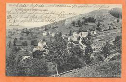 HOHRODBERG (Hochvogesen) - Belle  Oblitération COLMAR (Els.)1915 Sur  Timbre Allemand - COLMAR - Ww1 - Hochvogesen - Autres Communes