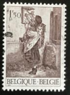 België - Belgique - C2/9 - (°)used - 1971 - Michel 1628 - Jeugdfilatelie - Oblitérés