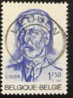 België - Belgique - C2/9 - (°)used - 1971 - Michel 1644 - Georges Hubin - LEUVEN - Oblitérés