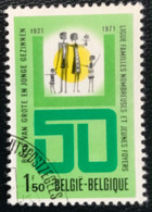 België - Belgique - C2/9 - (°)used - 1971 - Michel 1650 - Bond Van Grote Gezinnen - Oblitérés