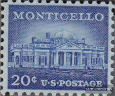 U.S. 669A Unmounted Mint / Never Hinged 1954 Significant Americans, Structures - Unused Stamps