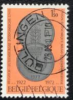 België - Belgique - C2/9 - (°)used - 1972 - Michel 1673 - Belgisch-Luxemburgse Muntunie - BULLINGEN - Oblitérés
