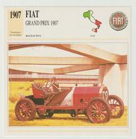 Verzamelkaarten Collectie Atlas: FIAT Grand Prix - Automobili