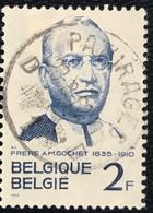 België - Belgique - C2/10 - (°)used - 1962 - Michel 1274 - Alexis Marie Gochet - PATUGARES - Oblitérés