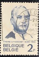 België - Belgique - C2/10 - (°)used - 1962 - Michel 1274 - Alexis Marie Gochet - Liège - Oblitérés