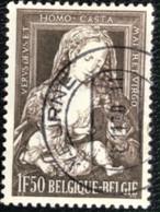 België - Belgique - C2/10 - (°)used - 1970 - Michel 1617 - Kerstmis - VEURNE - Oblitérés