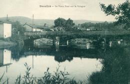 24I....DOCELLES. Le Vieux Pont Sur La Vologne - Otros Municipios