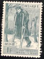 België - Belgique - C2/10 - (°)used - 1969 - Michel 1567 - Nationaal Werk Oorlogsinvaliden - Oblitérés