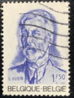 België - Belgique - C2/10 - (°)used - 1971 - Michel 1644 - Georges Hubin - Oblitérés