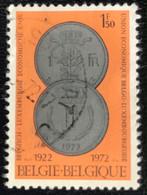 België - Belgique - C2/10 - (°)used - 1972 - Michel 1673 - Belgisch-Luxemburgse Muntunie - Oblitérés
