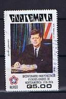 Guatemala 1976: Mi.-Nr. 1049 Used Top Value, Gestempelter Höchstwert - Guatemala