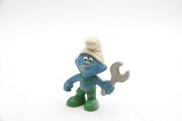 Smurfs Nr 20012#4 - *** - Stroumph - Smurf - Schleich - Peyo - Wrench - I Puffi