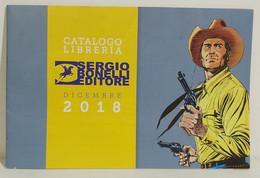I100540 Catalogo Libreria - Bonelli - Dicembre 2019 - Bonelli