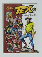 I100541 Album Di Figurine Bonelli - TEX E Gli Eroi Bonelli - Fig. 36/104 - Bonelli