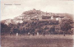 Presenzano (Caserta) - 1929 - Panorama Animato - Caserta