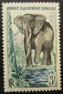 AEF N°240 ELEPHANT Neuf ** - Elefanti