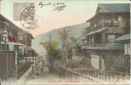 JAPON , IZUMOCHO NAGASAKI , 1906 , Carte Précurseur , µ - Other