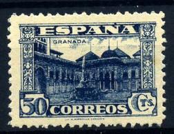 España Nº 809. Año 1936/37 - 1931-50 Neufs