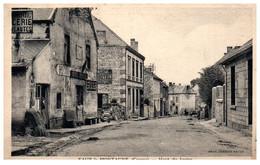 23 FAUX-la-MONTAGNE - Haut Du Bourg - Sonstige Gemeinden