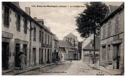 23 FAUX-la-MONTAGNE - La Grande Rue - Sonstige Gemeinden