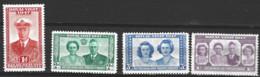 Bechuanaland  1947  SG ,132-5  Royal Visit  Unmounted Mint - 1885-1964 Bechuanaland Protectorate