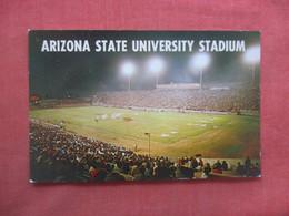 Arizona State University Stadium    Night View   Tempe  Arizona       Ref 5209 - Phoenix