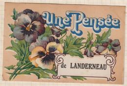 21B2149 UNE PENSEE DE LANDERNEAU - Landerneau