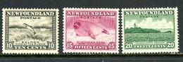 Newfoundland MH 1932 - Unused Stamps