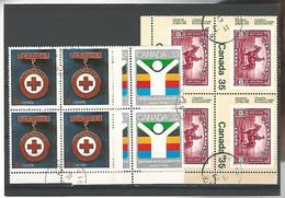 54563 ) Collection Canada Block - Blocks & Sheetlets