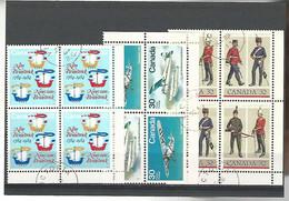 54564 ) Collection Canada Block - Blocks & Sheetlets